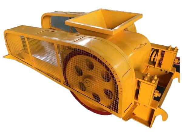 对辊破碎机DOUBLE ROLLER CRUSHER