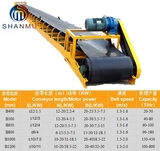 SHANMU BELT CONVEYOR