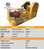 Diesel Driven jaw crusher